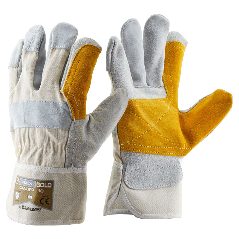 Double Palm Rigger Gloves Candpp