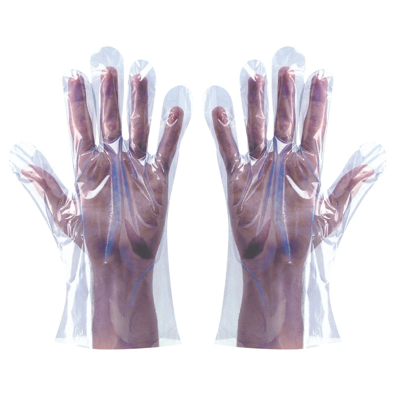 Polythene Blue Gloves In Bags 100 Per Pack