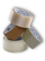 VINYL TAPE 50MM*66M CLEAR