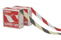 75MM*500M Red/White Barrier Tape