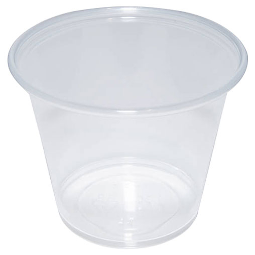 5.5 Souffle Trifle Container 2500 Per Case
