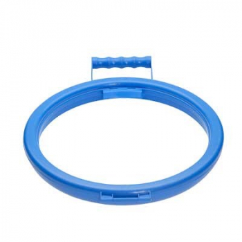 Handy Hoop For Refuse Sacks Blue