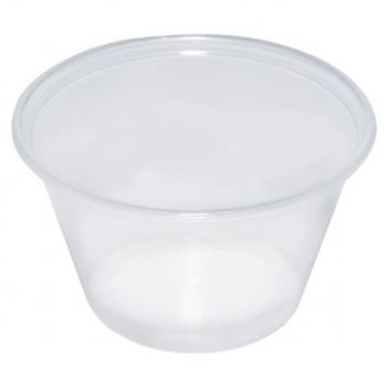 Portion Pot Clear 4oz (Case/2,500)