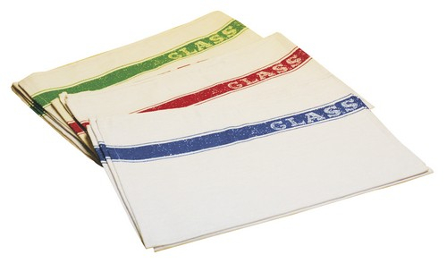 Glass Cloth Tea Towel 10 Per Pack