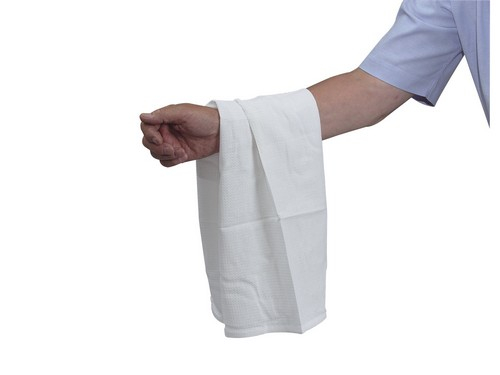 Waiters Cloths White 10 Per Pack