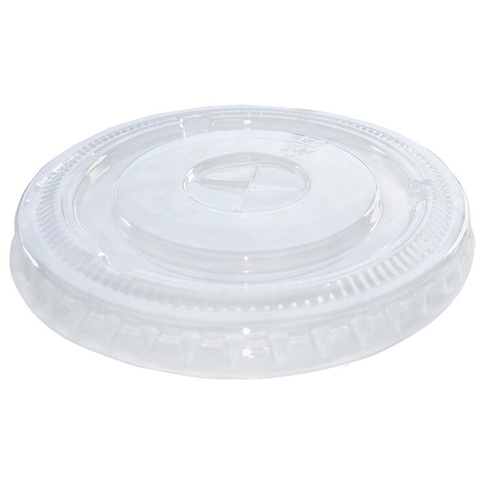 16Oz Straw Slotted Lid To Fit TP16 1000 Per Case 626TS