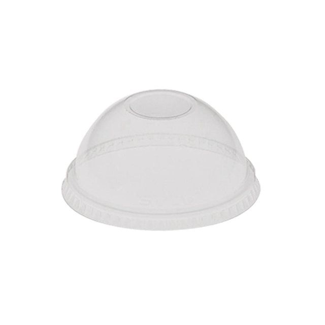 Dome Lid Without The Hole For TP12/SD8 1000 Per Case