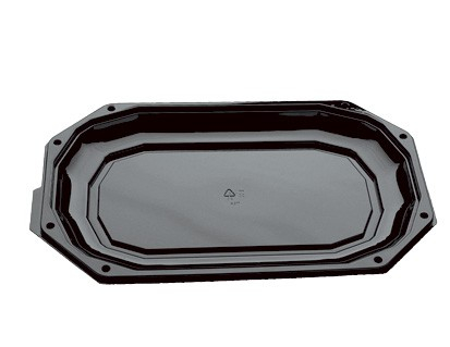 Black Platters and Lids