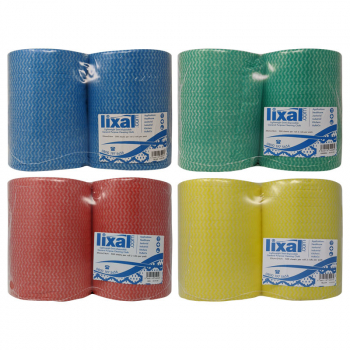 All Purpose Cloth Roll 500 Sheets (Pack/2)