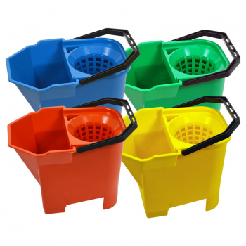 Bull Dog Buckets With Sieve