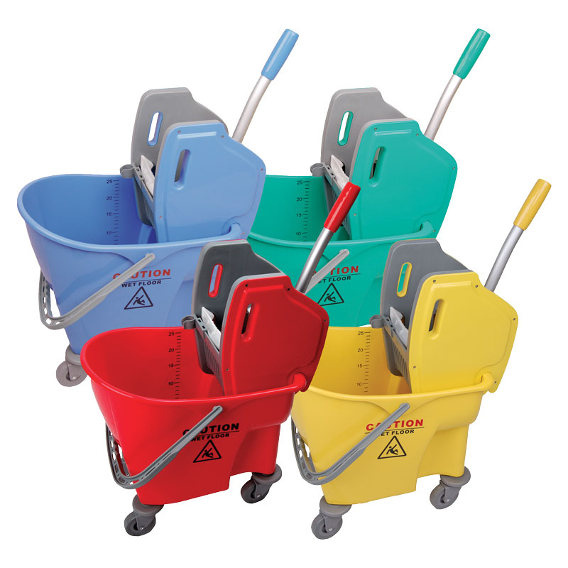Kentucky Mop Buckets