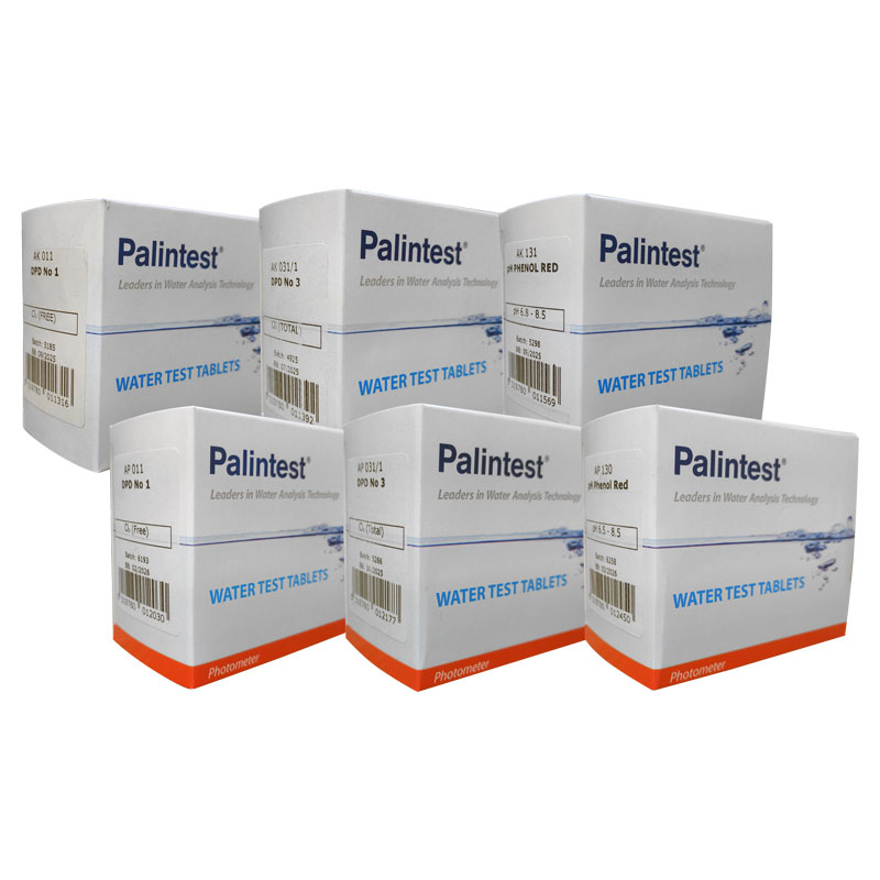 Palintest Water Testing Tablets