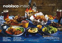 Nobisco Catering Catalogue