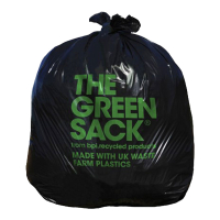 Clear / White Refuse Sacks